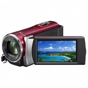 ����������� Sony HDR-CX200E Red
